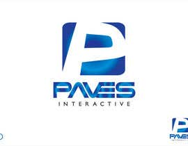 nº 337 pour Logo Design for Paves Interactive par globalbangladesh