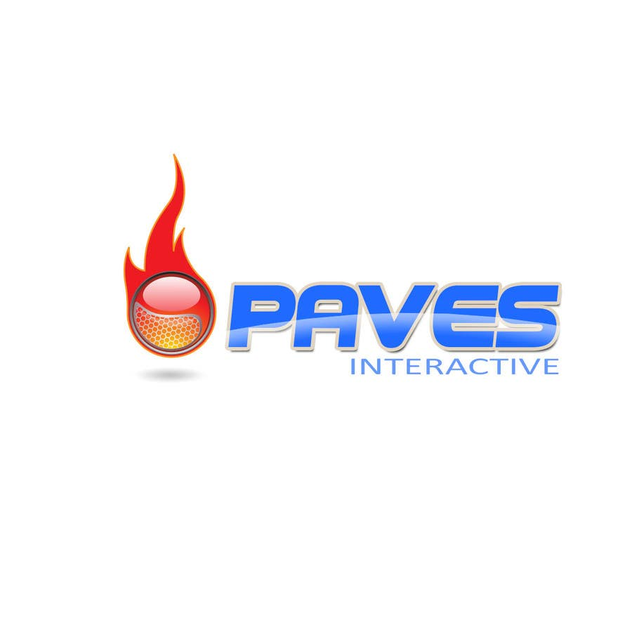 Contest Entry #133 for Logo Design for Paves Interactive