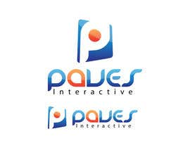 nº 353 pour Logo Design for Paves Interactive par logoustaad
