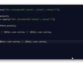 nº 6 pour PHP code to call nested procedure of MSSQL par xfxstudios