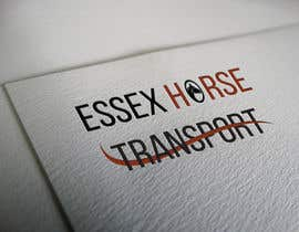 "nº 34 pour Design a Logo ""Essex Horse Transport"" par Rifatmia"