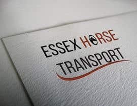 "nº 43 pour Design a Logo ""Essex Horse Transport"" par Rifatmia"