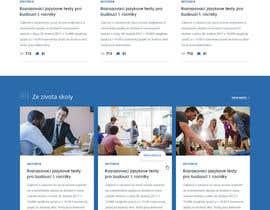 #10 for Design a Website Mockup by nizagen