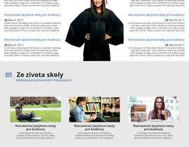 #15 for Design a Website Mockup by istudioframes