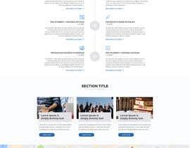 nº 40 pour Design a Website Mockup par aliul