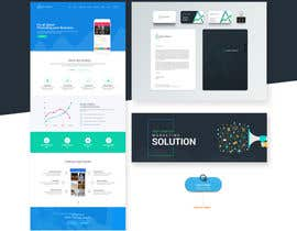 nº 75 pour Design a Logo and all stationery materials par syrwebdevelopmen