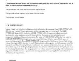 nº 5 pour Write contents for a website par chfahad47