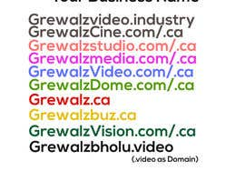 #21 for suggest website name ( business name is grewal'z bholu video) by AlwishKDesigner