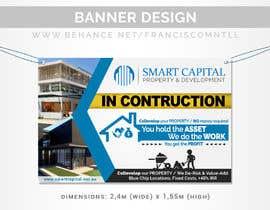 nº 3 pour Fence Banner Design par franciscomntll