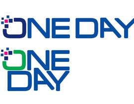 nº 91 pour New Logo for ONE DAY par milenanedyalkova