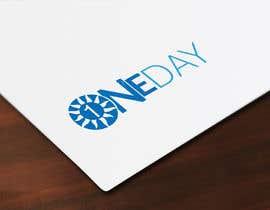 nº 96 pour New Logo for ONE DAY par moeezshah451