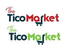 nº 22 pour Design a Logo for The Tico Market par DJMK