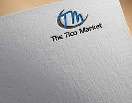 nº 50 pour Design a Logo for The Tico Market par ekbalkabir007