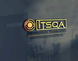 nº 108 pour ITSQA - Design a Logo par TasnuvaTonu