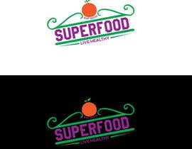 nº 2 pour Logo for a superfood store par decentdesigner2