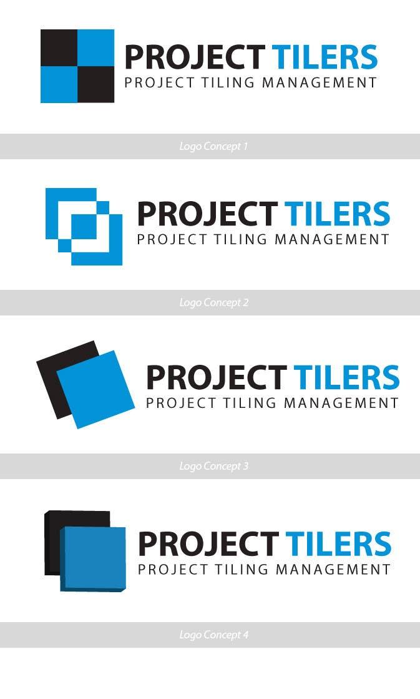 Bài tham dự cuộc thi #57 cho Logo Design for Project Tilers