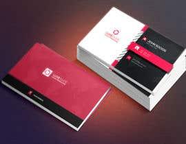 nº 857 pour Design some Business Cards par monira405