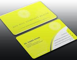 nº 862 pour Design some Business Cards par monira405