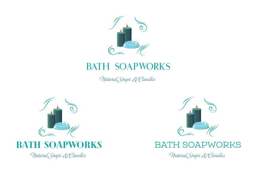Proposition n°29 du concours Design a Logo for Bath Soapworks