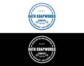 nº 22 pour Design a Logo for Bath Soapworks par GButerin