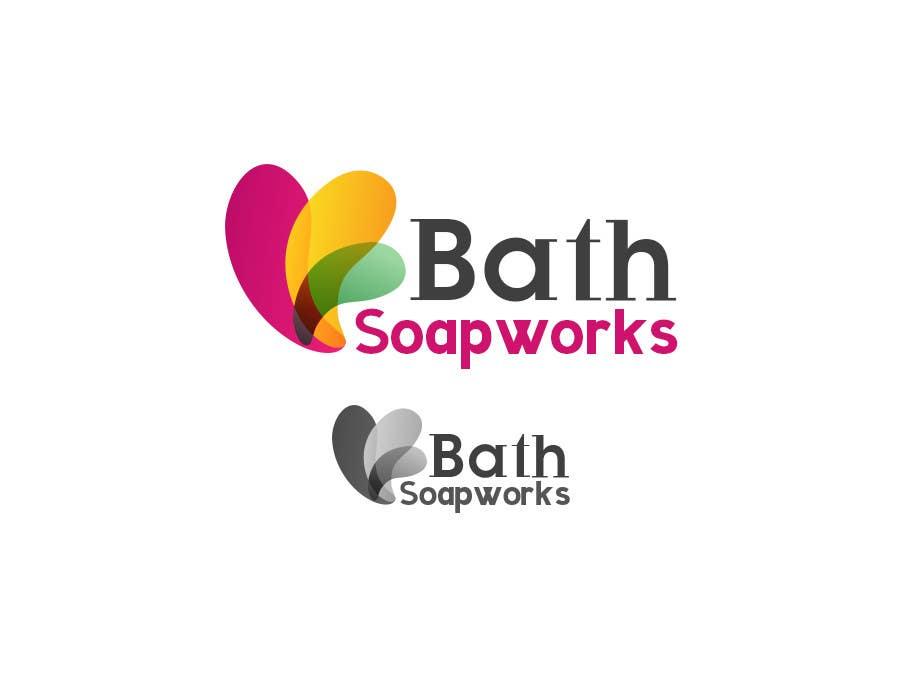 Proposition n°15 du concours Design a Logo for Bath Soapworks