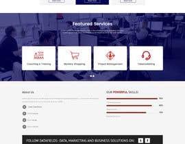 nº 11 pour Website design par pixelmarketo