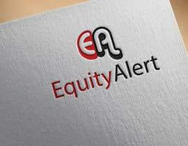 nº 678 pour Design a Logo called EquityAlert par sabina234213