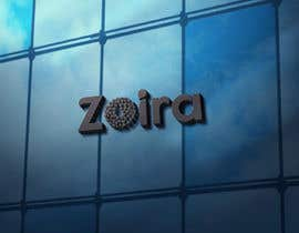 nº 10 pour Logo for natural food and cosmetics brand - Zoira par yallan3raf2016