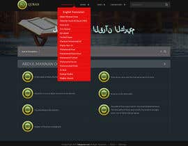 #14 for Design a Website roughly based on the design of an existing app and existing PSD files of that app by adixsoft