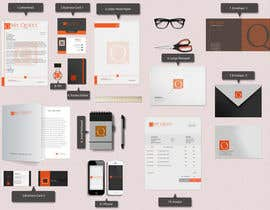 nº 22 pour Develop a Corporate Identity par milub22