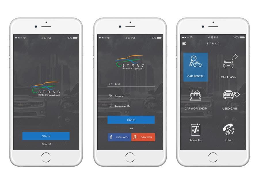design a website and mobile app mockup