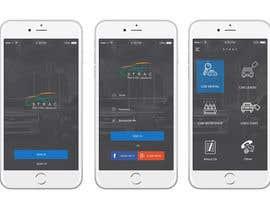 nº 17 pour Design a Website and Mobile App Mockup par sudpixel
