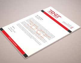 nº 44 pour Design a letterhead par triptigain