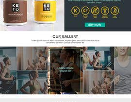 nº 28 pour Wordpress Woocommcerce Page With Image Gallery par WebCraft111