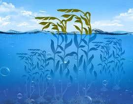 nº 44 pour Quickly need artistic diagram similar to ocean kelp above-below water par dipakart
