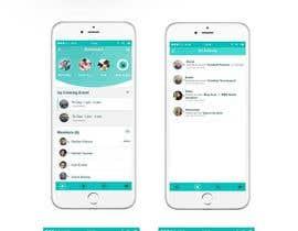 nº 47 pour Design an App Mockup par satishandsurabhi