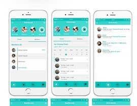 nº 53 pour Design an App Mockup par satishandsurabhi