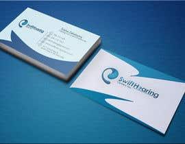 nº 34 pour Design a business card par MaherAfrose