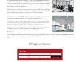 nº 5 pour Re-Design Existing Site - Sub Pages Only - Content Established par Poornah