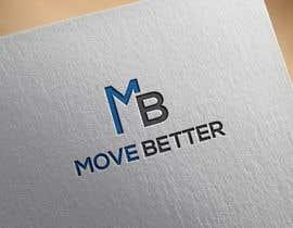 nº 19 pour Logo - Move Better par SkyStudy