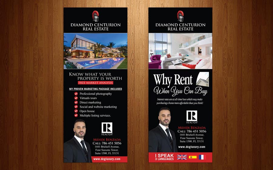 Proposition n°14 du concours Flyer real estate