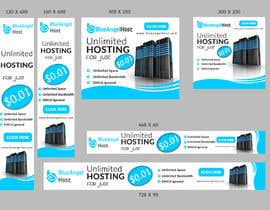 nº 12 pour Design advertising Banner for Hosting company par fzlabinrabbibin