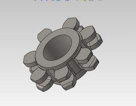 #13 for Professional CAD designer of an metal object. by artyor
