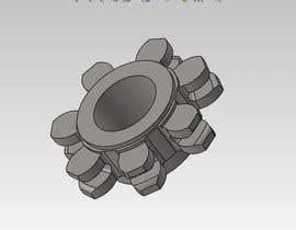 nº 13 pour Professional CAD designer of an metal object. par artyor
