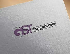 nº 63 pour Design a Logo for GST-insights.com Website par sumyaferdous1
