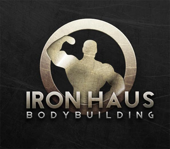 Logo Design Contest Entry #13 for Logo Design for Iron Haus Bodybuilding