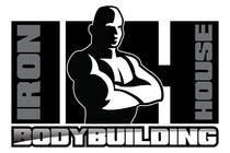 Graphic Design Конкурсная работа №116 для Logo Design for Iron Haus Bodybuilding