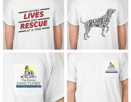 nº 7 pour T-shirt design par haninasar