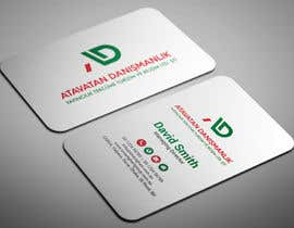 nº 58 pour Design some Business Cards par smartghart
