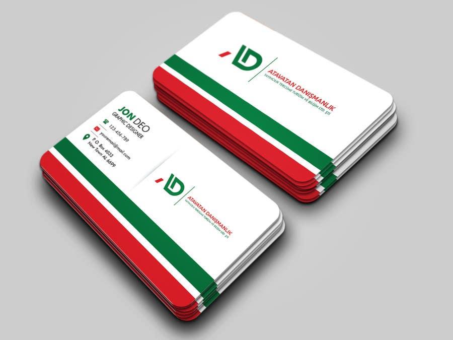 Proposition n°30 du concours Design some Business Cards